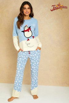 Joe Browns Penguin Pyjama Set