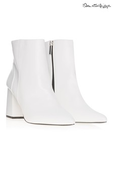 Miss Selfridge Mid Heel Pointed Boots