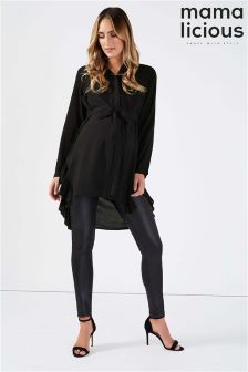 Mamalicious Maternity Long Sleeve Tunic