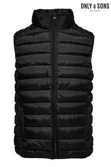 Only & Sons Padded Gilet Jacket