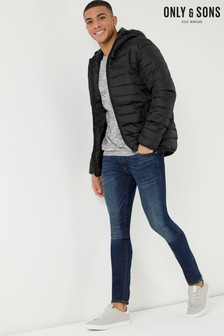 Only & Sons Liner Padded Hood Jacket
