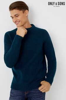 Only & Sons Crew Neck Jumper
