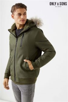 Only & Son's Parka Jacket