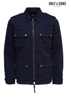 Only & Sons Four Pocket Jacket