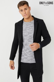 Only & Sons Trenchcoat aus Wolle
