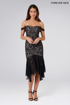 Forever New Lace Dress