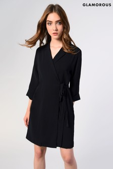שמלת בלייזר של Glamorous