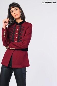 Glamorous Millitary Jacket