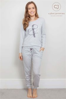 Cyberjammies Knit Top And Pant Set