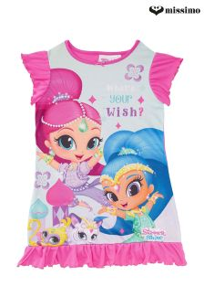 Missimo Girls Shimmer & Shine Night Dress