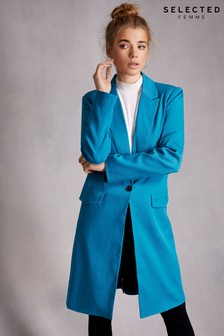 Selected Femme Long Blazer