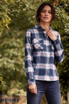 Brakeburn Flannel Check Shirt