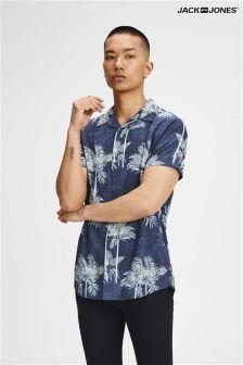 Jack & Jones Short Sleeve Printed Shirt