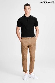 Jack & Jones Cotton Polo T-Shirt