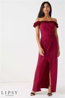 8b93ec26a74540 Lipsy Off The Shoulder Dresses | Lipsy Bardot Dresses | Next Ireland