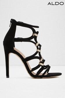 f93ab0117e2 Buy Women s sandals Black Black Sandals Aldo Aldo from the Next UK ...