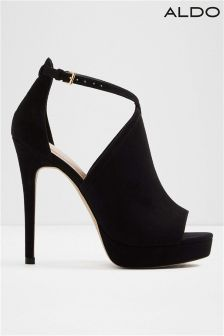 Aldo Platform Ankle Shoes
