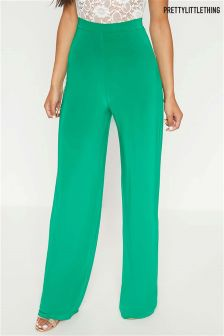 PrettyLittleThing Wide Leg Trousers