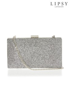 Lipsy Molten Clutch Bag