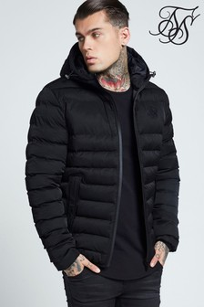 SikSilk Padded Jacket