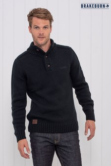 Brakeburn Roll Neck Jumper