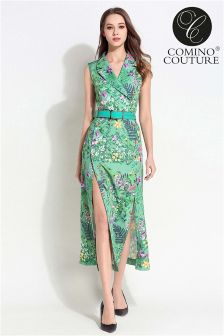 Comino Couture Tropical Twist Dress