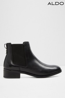 Aldo Chelsea Flat Ankle Boots