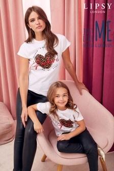 Lipsy J'adore T-Shirt