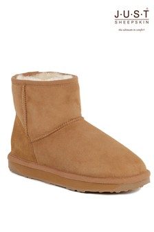 Just Sheepskin Short Boots