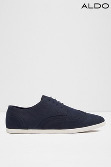 Aldo Leather Brogue Trainers