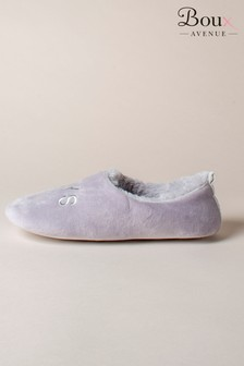 Boux Avenue Lazy Days Cosy Pump Slippers