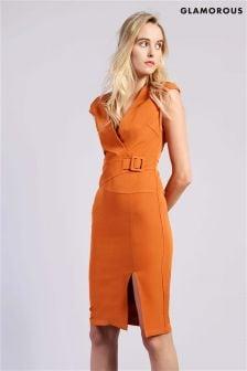 Glamorous Studio Bodycon Midi Dress