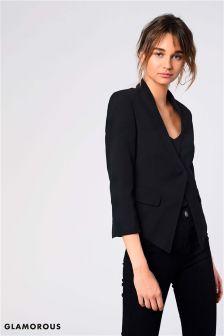 Glamorous Studio Tuxedo Suit Jacket