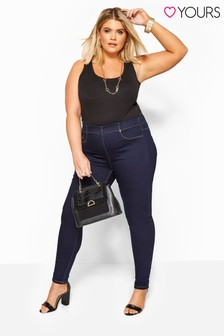 Yours Curve Denim Jeggings