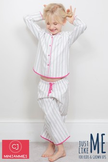 Minijammies Heart Dobby PJ Set