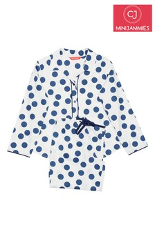 Minijammies Polka Dot PJ Set