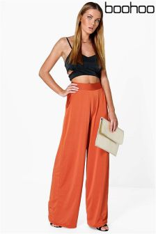 Boohoo Wide Leg Trousers