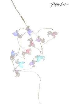 Paperchase Unicorn Wire Fairy Lights