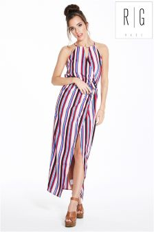 Rage Striped Dress