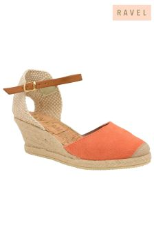 Ravel Wedge Espadrille Sandals