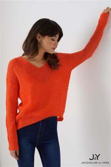 JDY Long Sleeve Pullover Jumper
