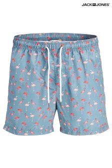 Jack & Jones Flamingo Swim Shorts