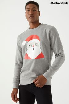 Jack & Jones Santa Christmas Sweatshirt