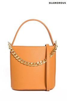 Glamorous Bucket Bag With Cross Body Strap