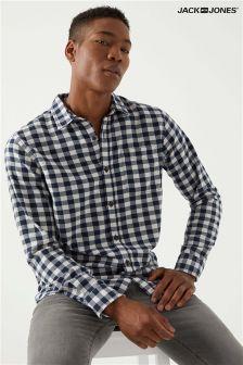 Jack & Jones One Pocket Long Sleeve Shirt