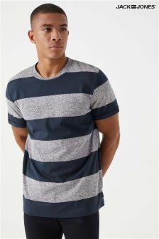 Jack & Jones Originals Short Sleeve Stripe T-Shirt