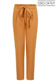 Girls On Film Tapered Trousers