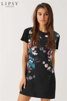 Lipsy Floral Shift Dress