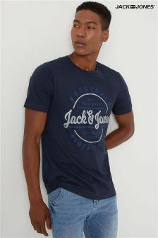 Jack & Jones Crew Neck Tee