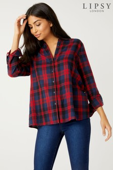 Lipsy Check Shirt